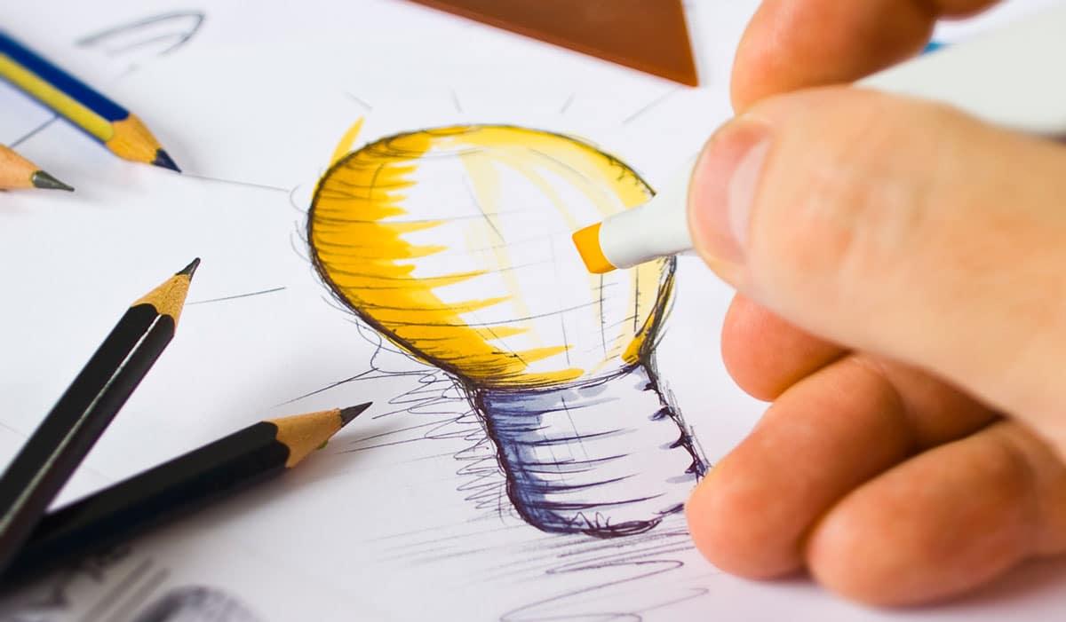 ý tưởng thiết kế logo
