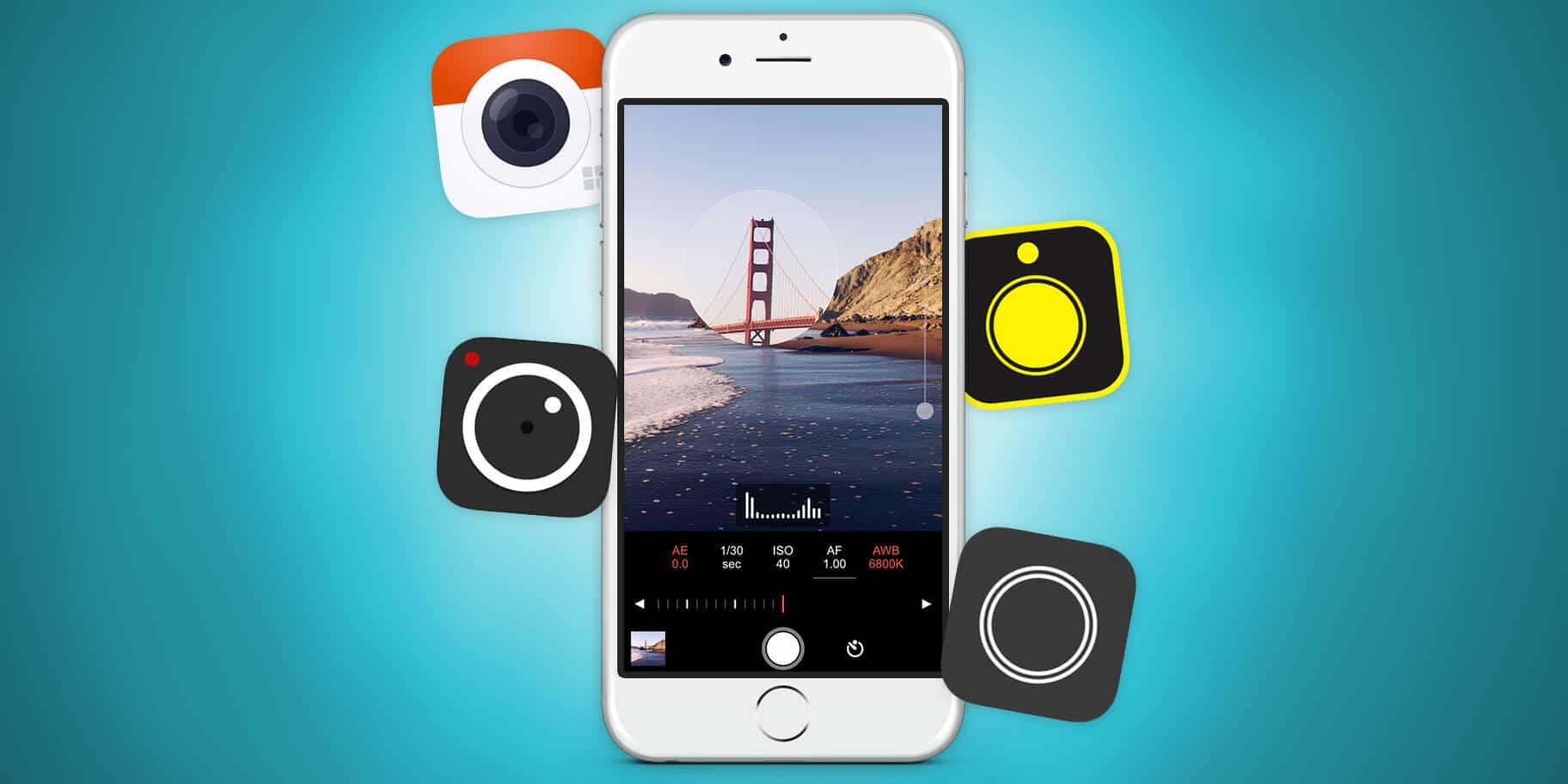 Phần mềm chụp ảnh quảng cáo Camera+