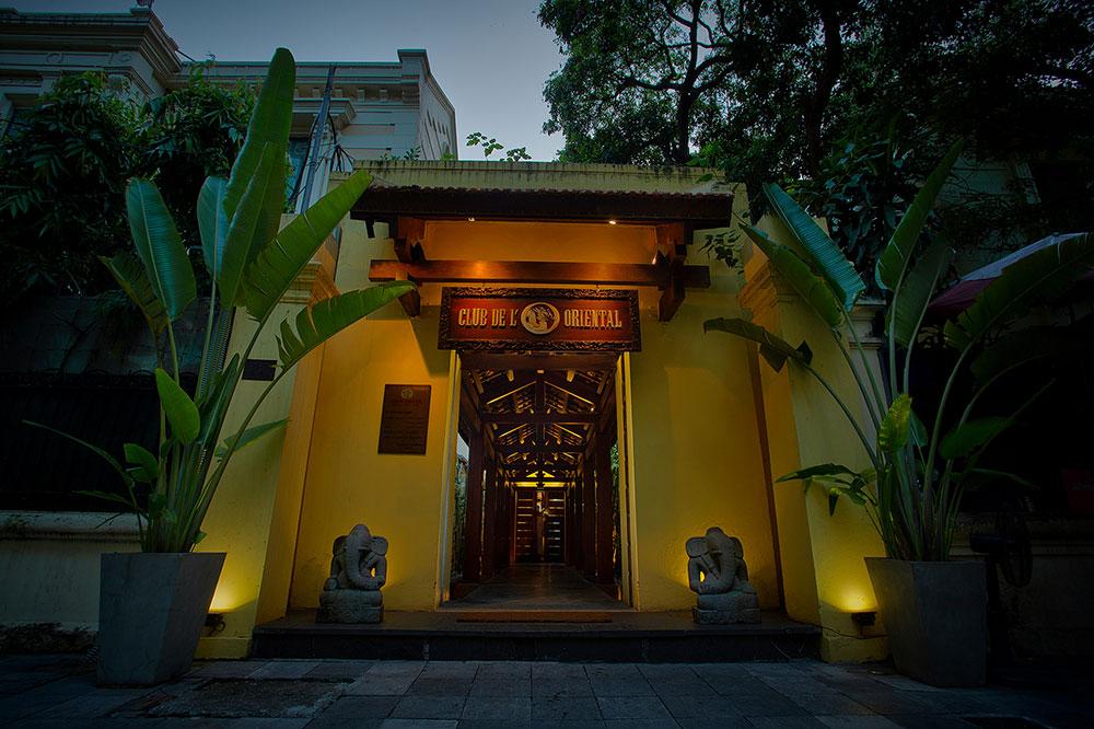 chụp ảnh kiến trúc Club De L'oriental chất lượng cao