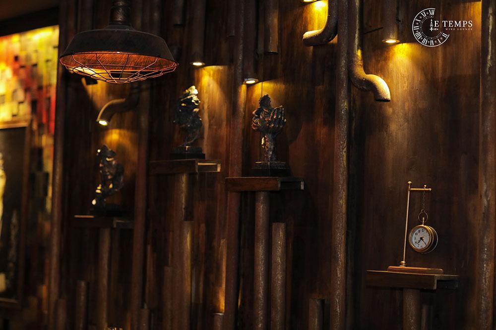 Chụp Ảnh Thương Hiệu LE TEMPS Wine Lounge giá tốt