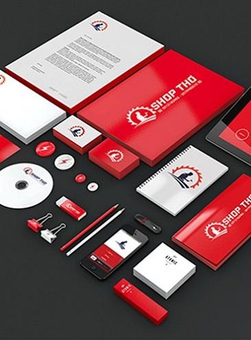 các công ty thiết kế nhận diện thương hiệu