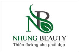 Thiết kế logo NHUNG BEAUTY | Thiết kế LOGOAZ