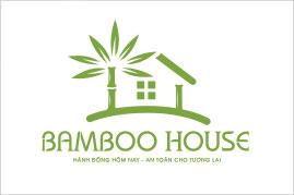 Thiết kế logo BAMBOO HOUSE | Thiết kế LOGOAZ