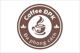 Thiết kế logo ĐPK COFFEE | Thiết kế LOGOAZ