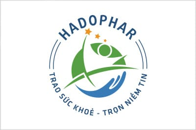 Thiết kế logo hadophar tại LOGOAZ