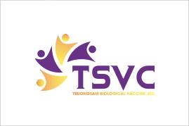 Thiết kế logo TSVC | Thiết kế LOGOAZ