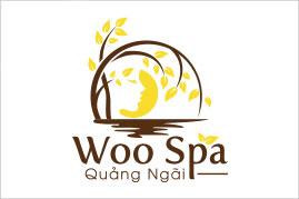 Thiết kế logo WOO SPA | Thiết kế LOGOAZ