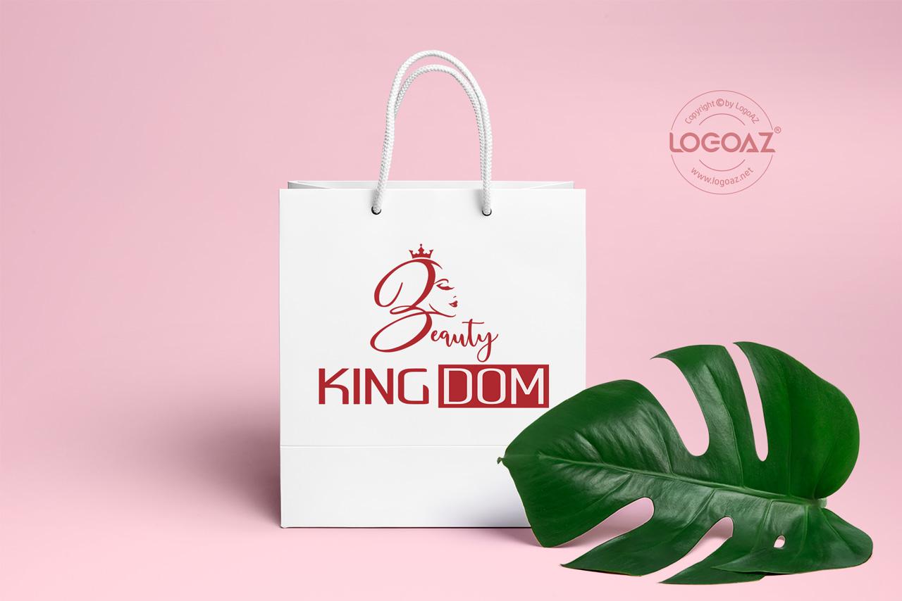 Thiết Kế Logo Thương Hiệu BEAUTY KINGDOM Tại LOGOAZ