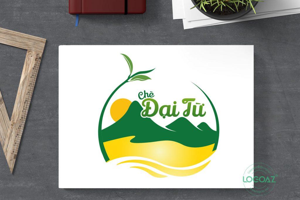 Hình ảnh: Logo Chè Đại Từ | Khi Nào Thương Hiệu Cần Tới Một Logo Mới?