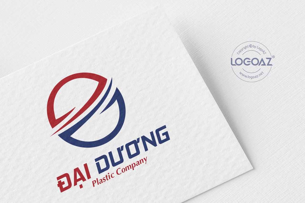 Thiết Kế Logo Thương Hiệu ĐẠI DƯƠNG Tại LOGOAZ