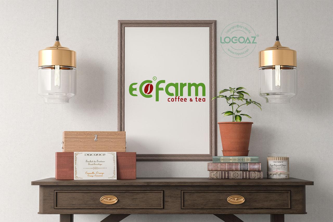 Thiết Kế Logo Thương Hiệu ECO FARM Tại LOGOAZ