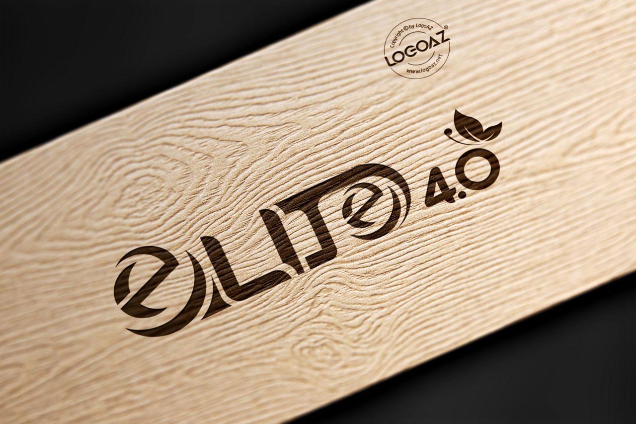 Thiết Kế Logo Thương Hiệu ELITE 4.0 Tại LOGOAZ