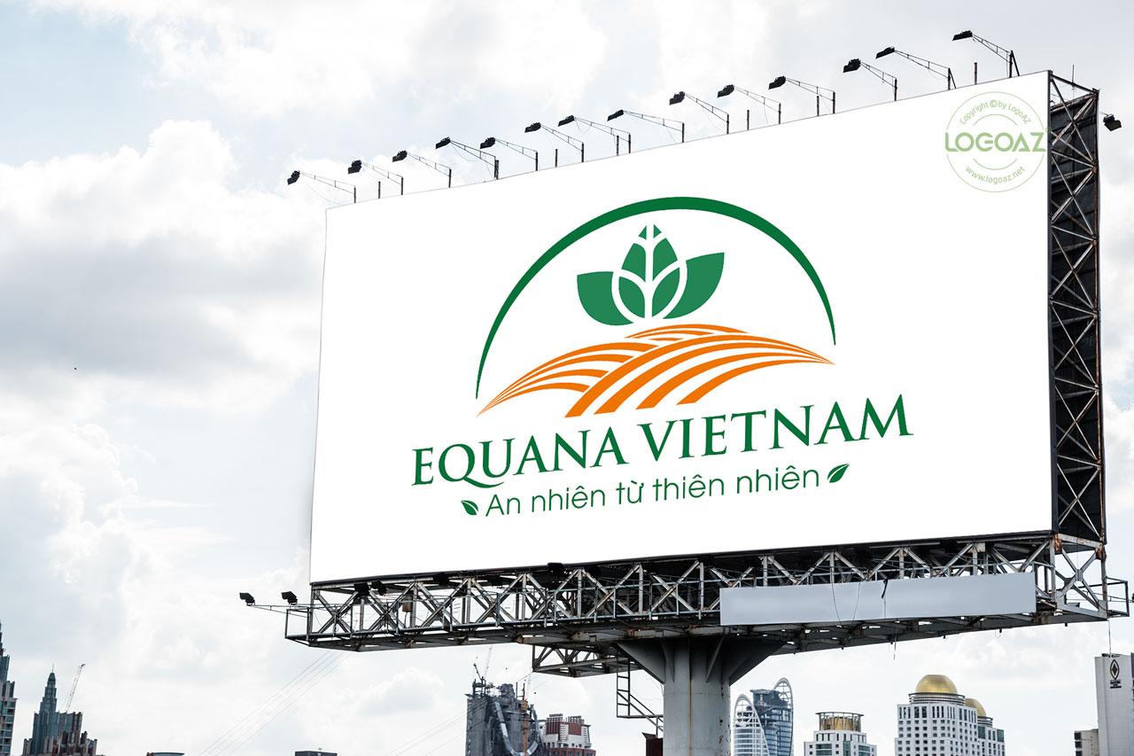 Thiết Kế Logo Thương Hiệu AQUANA VIETNAM Tại LOGOAZ