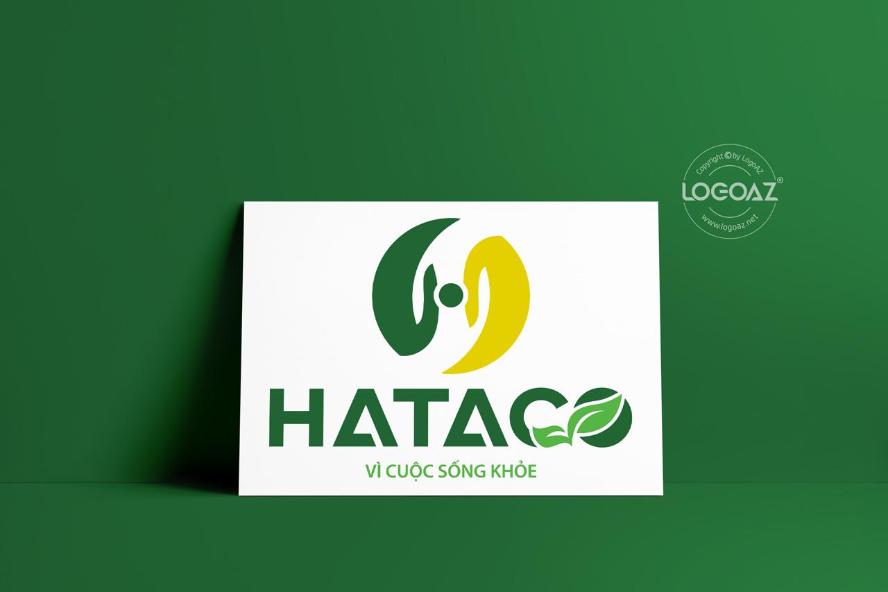 Thiết Kế Logo Thương Hiệu HATACO Tại LOGOAZ