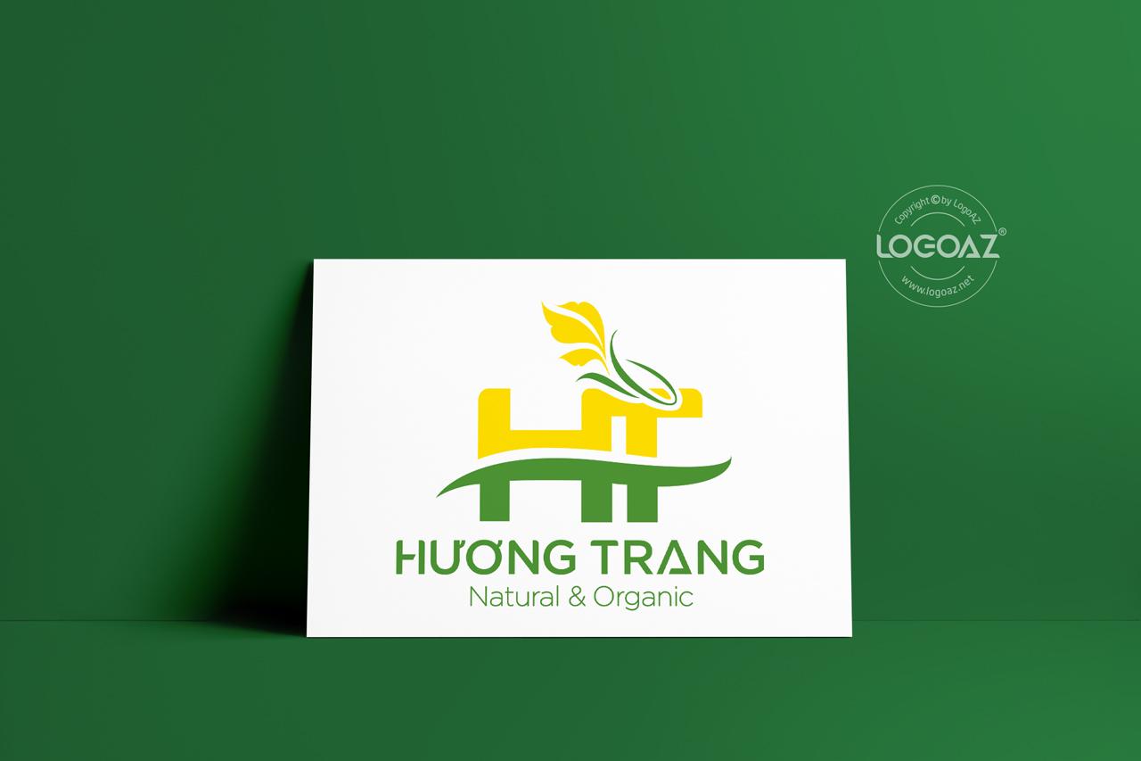 Thiết Kế Logo Thương Hiệu HƯƠNG TRANG Tại LOGOAZ