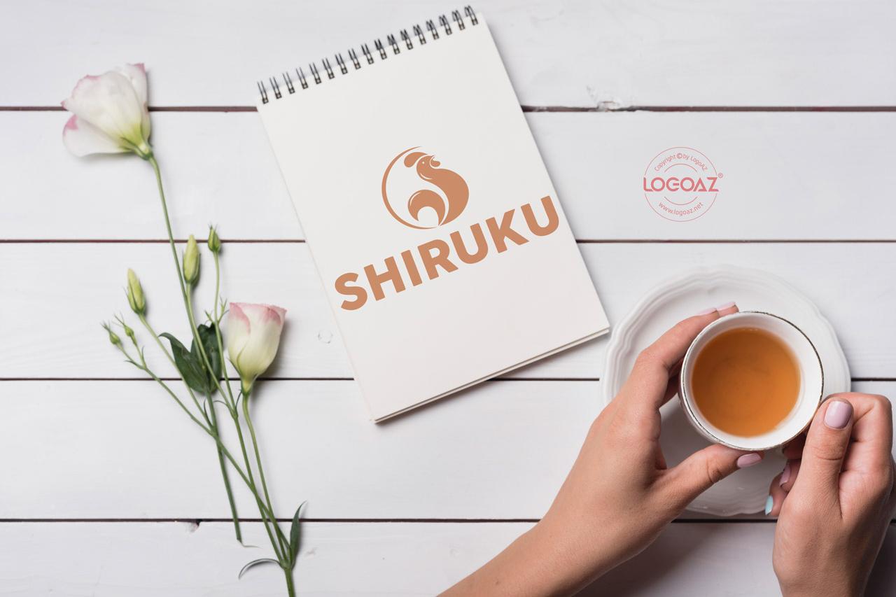 Thiết Kế Logo Thương Hiệu SHIRUKU Tại LOGOAZ