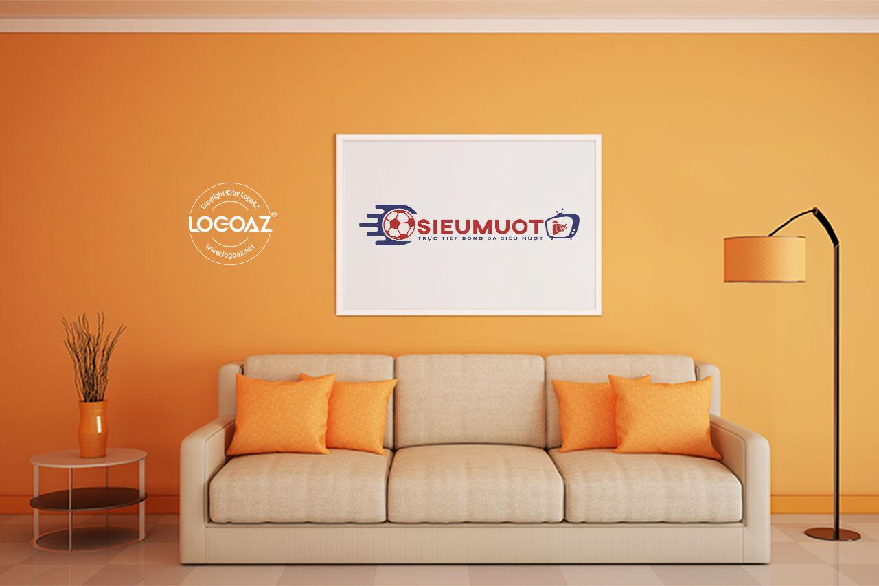 Thiết Kế Logo Thương Hiệu SIEUMUOTTV Tại LOGOAZ