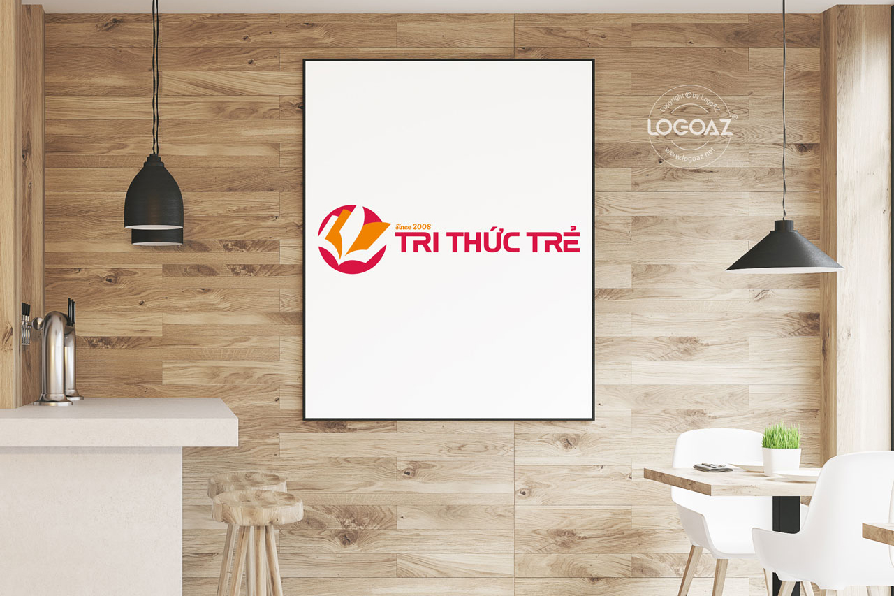 Thiết Kế Logo Thương Hiệu TRI THỨC TRẺ Tại LOGOAZ