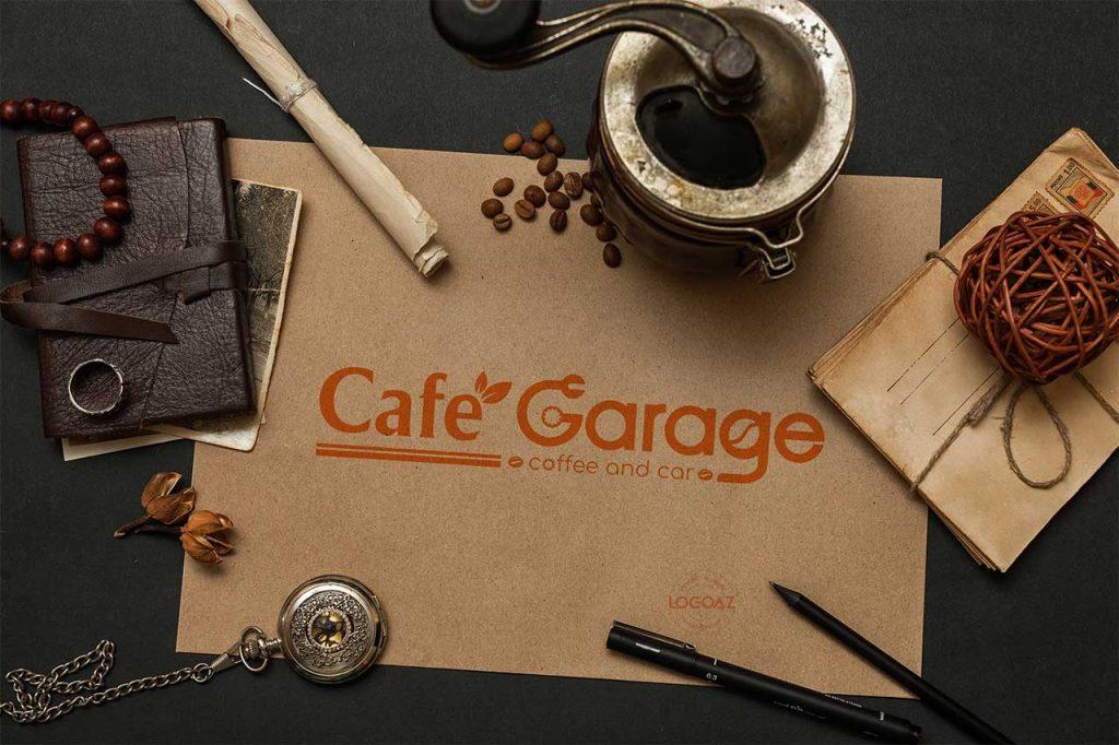 Thiết kế logo quán cà phê