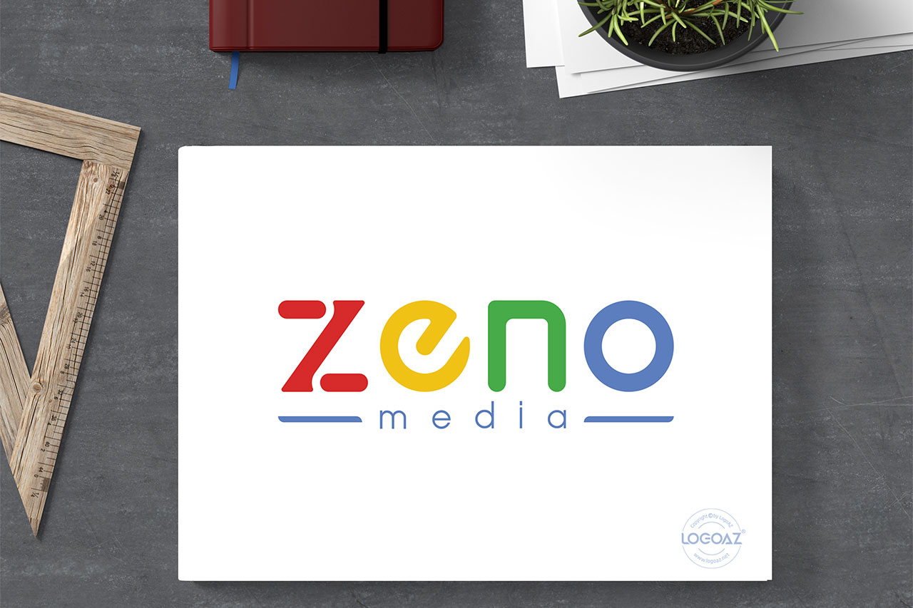 Thiết Kế Logo Thương Hiệu ZENO Tại LOGOAZ