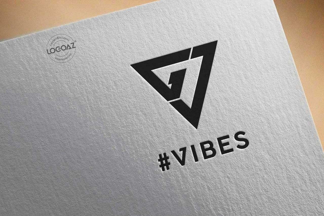 Thiết Kế Logo Thương Hiệu #VIBES Tại LOGOAZ