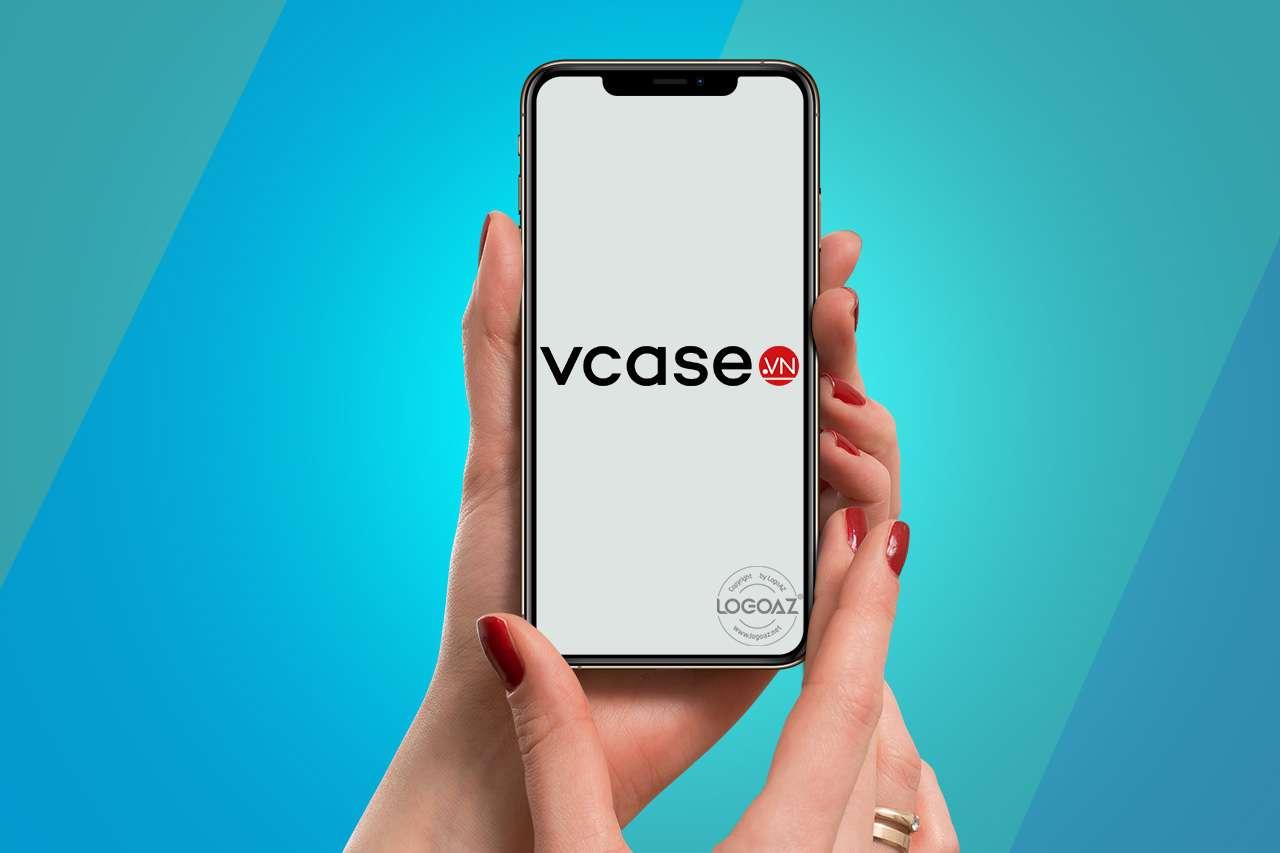 Thiết Kế Logo Thương Hiệu VCASE.VN Tại LOGOAZ
