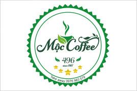 Thiết kế logo MỘC COFFEE   Thiết kế LOGOAZ