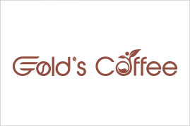 Thiết kế logo GOLD'S COFFEE | Thiết kế LOGOAZ