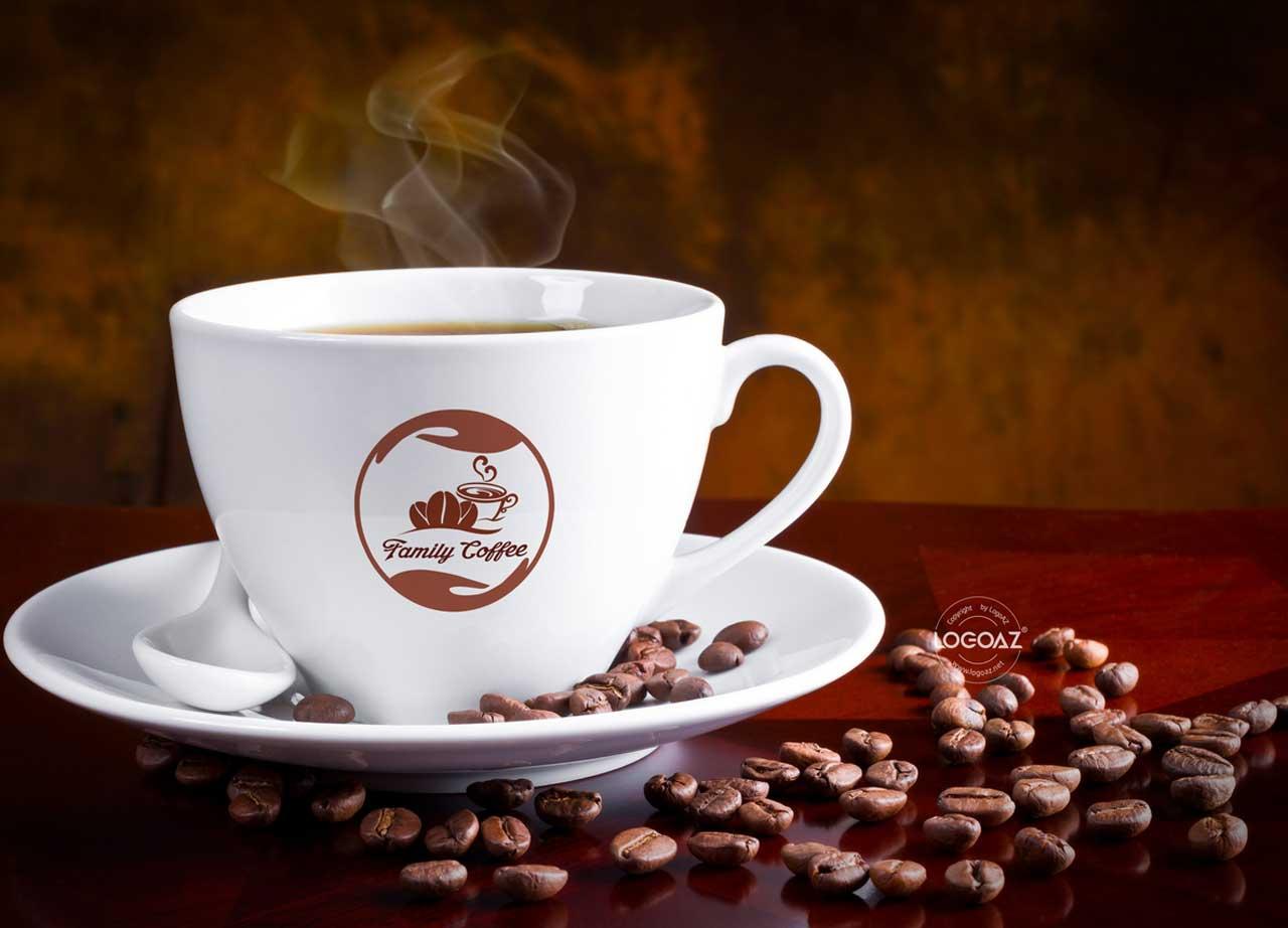 Thiết kế logo thương hiệu quán cà phê