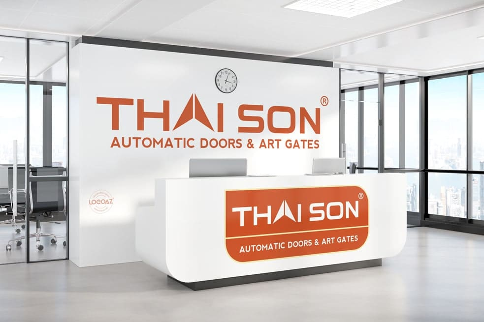 Thiết kế logo thương hiệu THAI SON | LOGOAZ