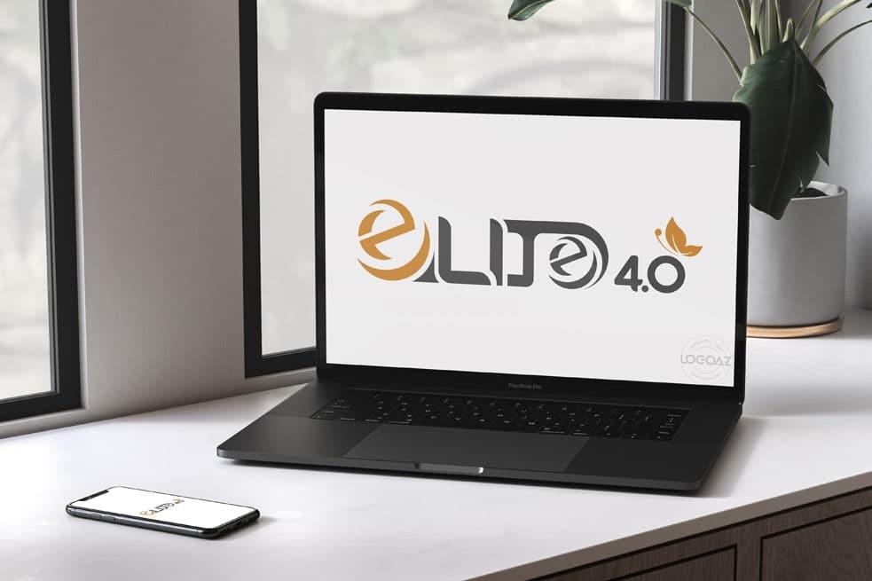 Thiết kế logo thương hiệu ELITE | LOGOAZ