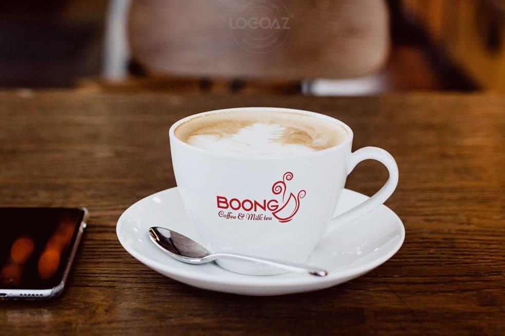 Thiết kế logo thương hiệu BOONG | LOGOAZ