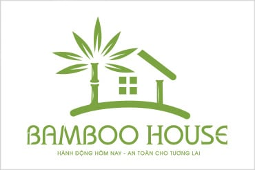 Thiết kế logo thương hiệu BAMBOO HOUSE