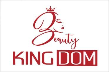 Thiết kế logo Beauty Kingdom tại LOGOAZ.NET