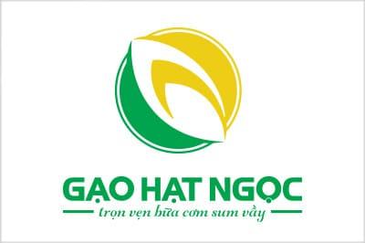 Thiết kế lôgo thương hiệu HẠT GẠO NGỌC tại LOGOAZ