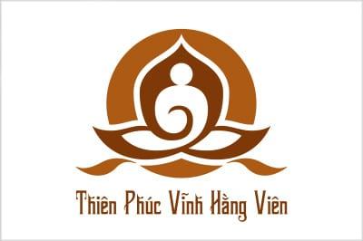 Thiết kế logo Thiên Phúc Vĩnh Hằng Viên tại LOGOAZ.NET